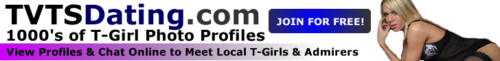 Meet Crossdressers, Shemales, Transsexuals and Other Types of T-Girls Here!